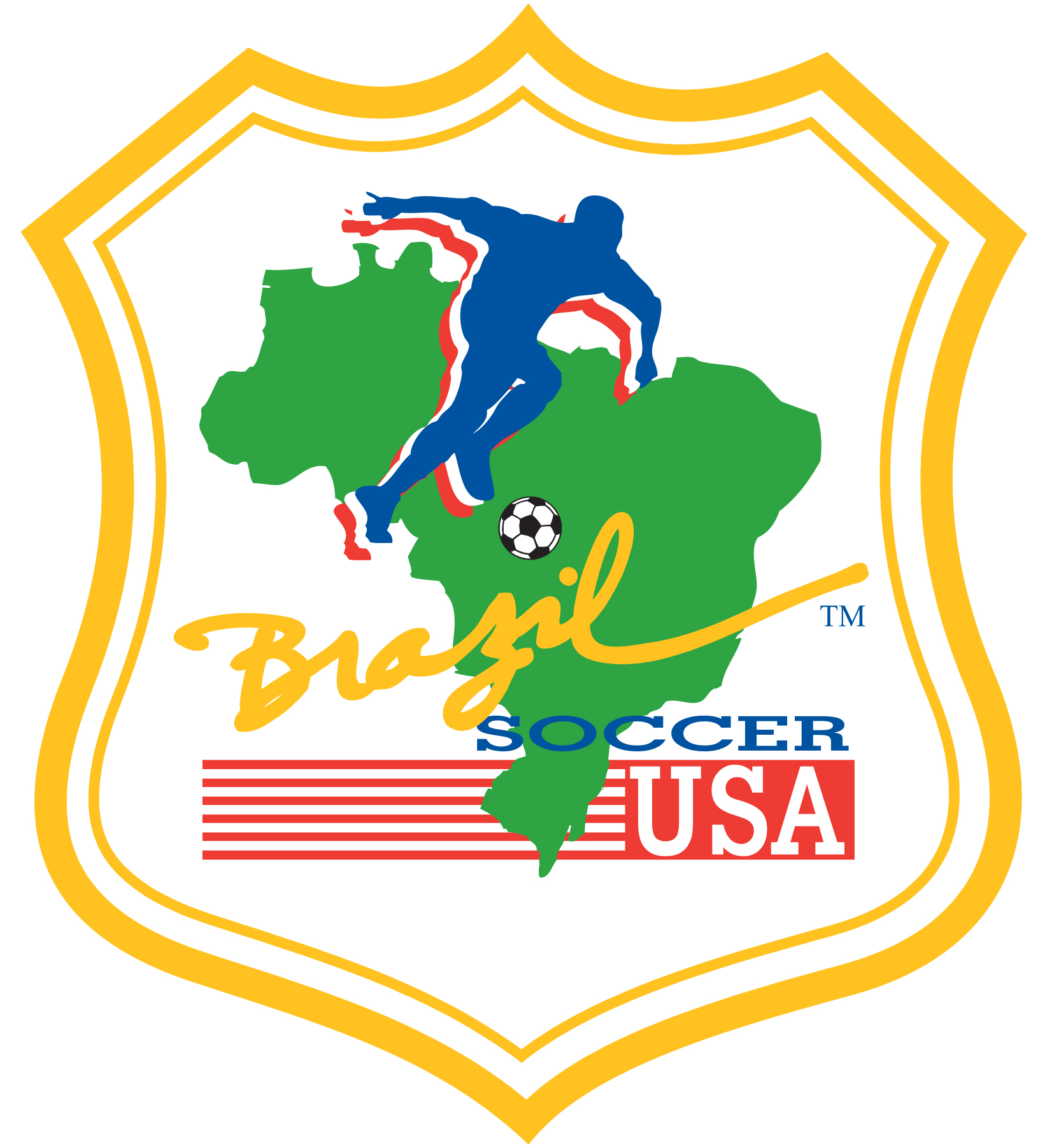 logo of Brazil Soccer USA